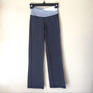 Lululemon Groove Pants Luon XS 2